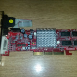 Club RADEON 3D CGA-9258TVD - Placa video PC ATI Technologies, AGP, 128 MB, Ati