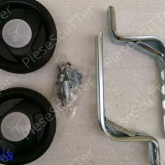 Set 2 Roti ajutatoare reglabile - Bicicleta Copii - Piesa bicicleta