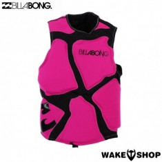 Vesta wakeboard/wakeskate/kiteboard Billabong Giharff masura M - Wakeboarding