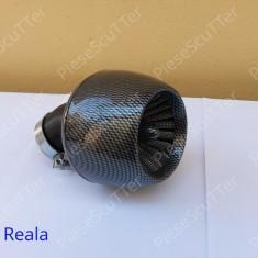 Filtru aer SPORT ( cu protectie la praf si apa ) M2 Scuter ( 39mm ) Aprilia RS / RX (incepand cu anul 2006 - motorizare Derbi D50B0) - Filtru aer Moto