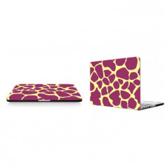 Husa protectie Macbook Retina 13.3 Purple Spot