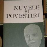 RWX 24 - NUVELE SI POVESTIRI - I AL BRATESCU VOINESTI - EDITATA IN 1985 - Roman
