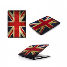 Husa protectie Macbook 13.3 Air UK Flag