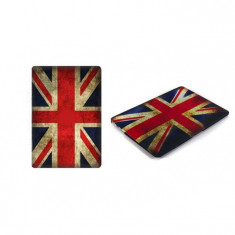 Husa protectie Macbook Pro 13.3 UK Flag