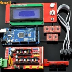 Kit imprimanta 3D arduino Mega 2560 RAMPS 1.4 A4988 LCD 2004
