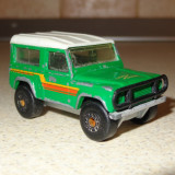 matchbox land rover ninety 1987