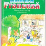 LIMBA FRANCEZA -MANUAL PENTRU CLASA -A 3 -A