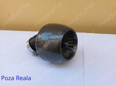 Filtru aer SPORT ( cu protectie la praf si apa ) M2 Scuter ( 39mm ) Yamaha Jog foto