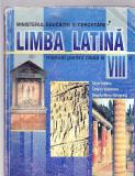 LIMBA LATINA-MANUAL PENTRU CLASA -A8 -A