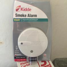 Detector de Fum si Foc - Kidde UK - Senzor de fum