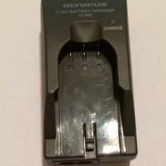 Incarcator Olympus LI - 10C 4.2V 860mA / IR-500 /Stylus, C, U, Camedia (632) - Incarcator Aparat Foto