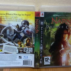 The Chronicles of Narnia: Prince Caspian (PS3) (ALVio) + alte jocuri (SCHIMB) - Jocuri PS3, Actiune, 12+, Multiplayer