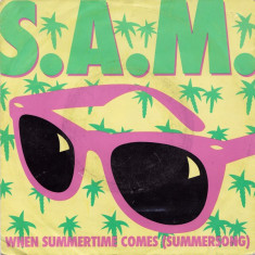S.A.M. - When Summertime Comes (Summersong) (7