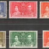 Anglia / Colonii, 1937 - Incoronarea George al VI-lea - seria Omnibus, nestampilate, MNH / MH