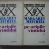 Margaret Mitchell - Pe aripile vîntului (2 vol, 1970) - Roman