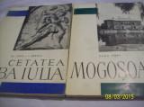 cetatea alba iulia+mogosoaia-monumentele patriei-1962