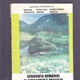 GEOGRAFIA ROMANIEI SI CUNOASTEREA MEDIULUI INCONJURATOR -MANUAL PENTRU CLASA  A 4 -A