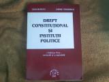 DREPT CONSTITUTIONAL SI INSTITUTII POLITICE - EDITIA A IX A REVAZUTA SI