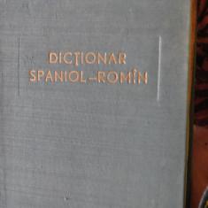 DICTIONAR SPANIOL-ROMAN NICOLAE FILIPOVICI, RAUL SERBANO PEREZ Altele