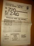 ziarul zig-zag 4-10 iunie 1990