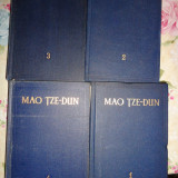 Mao Tze Dun - Opere alese (vol.1+2+3+4) - Carte Politica