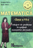 MATEMATICA CLS VI Culegere probleme in sprijinul manualelor alternative - Burtea