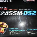 Placa de baza GIGABYTE - F2A55M-DS2 SOKET FM2+\FM2, Pentru AMD, AM2+, DDR 3, MicroATX
