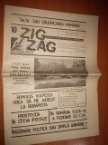 ziarul zig-zag 3-10  mai 1990