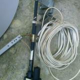 Antena de satelit cu motor / Made in Germany