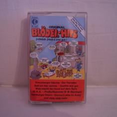 Vand caseta audio Blodel-Hits, originala, raritate! - Muzica Pop Altele, Casete audio