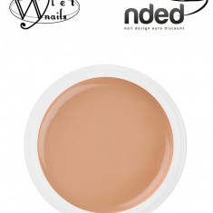 Gel UV Vylet Nails by NDED Germania color nude, Dusky Pink, 5 ml, art. 7309 - Gel unghii Nded, Gel colorat