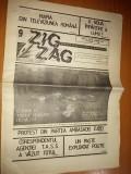 ziarul zig-zag 23-29 aprilie 1990