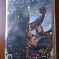 JOC PSP G.I. JOE - THE RISE OF COBRA / SIGILAT - Jocuri PSP Ea Games, 16+