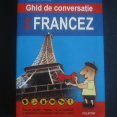 LAURENTIU ZOICAS - GHID DE CONVERSATIE ROMAN FRANCEZ