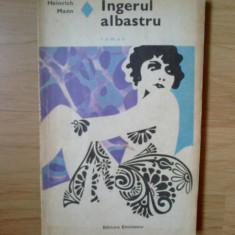 k3 Heinrich Mann - Ingerul albastru