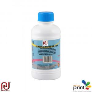 Cerneala refill albastra universala HP, 100 ml.