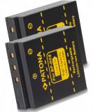 A PATONA | 2 Acumulatori compatibili  Leica BP-DC8 leica X1 leica X2