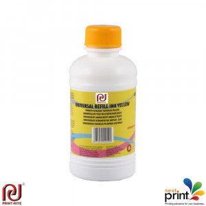 Cerneala refill galbena universala HP, 100 ml.