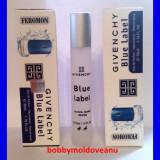PARFUM BARBAT COLECTIA FEROMON GIVENCHY POUR HOMME BLUE LABEL 35ML - Parfum barbati Givenchy, Altul