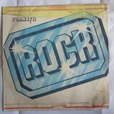 VINIL FORMATII ROCK 6 STARE SLABA - Muzica Rock electrecord