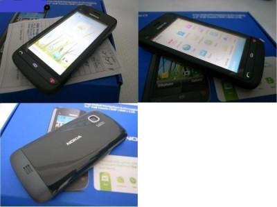 Telefon Nokia C5-03 nou original in cutie foto