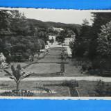 carte postala FOTOGRAFIE VECHE BAILE GOVORA UN CARTIER DE VILE  FOTOFILM CLUJ 1939. NECIRCULATA (v046