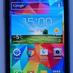Samsung Galaxy Trend Lite Impecabil Navigatie iGO - Telefon mobil Samsung Galaxy Trend Lite, Negru, Orange, Single SIM
