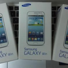 Samsung Galaxy Win i8552 neverlocked, Alb, Neblocat, Smartphone