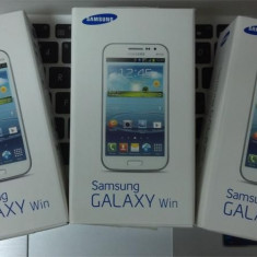 Samsung Galaxy Win i8552 neverlocked - Telefon mobil Samsung Galaxy Win, Alb