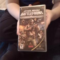 Star Wars Battle Front Renegade Squadron Joc PSP - Jocuri PSP Altele, Actiune