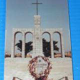 CARTE POSTALA MONUMENTUL  MOTA MARIN MAJADAHONDA SPANIA 13.I.1937 COLECTIA OMUL NOU MIAMI BEACH USA 1991 . NECIRCULATA (v053