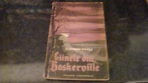 Sir Arthur Conan Doyle - Cainele din Baskerville - 1957 - colectia Cutezatorii