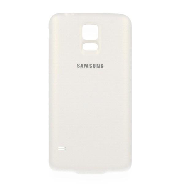 Capac baterie Samsung Galaxy S5/G900 white original