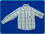 Camasa cu maneci reglabile (lungi sau 3/4), marca C&A→ baieti | 7—8 ani | 128 cm, Alta, Alb